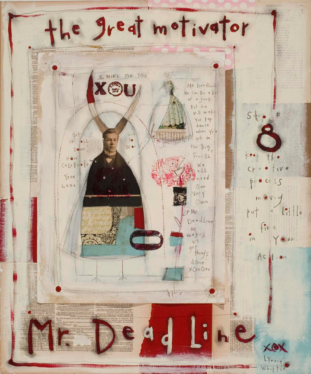Mr. Deadline by Lynn Whipple