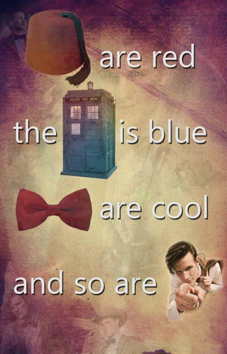 doctorwho:  So are you or so are who?