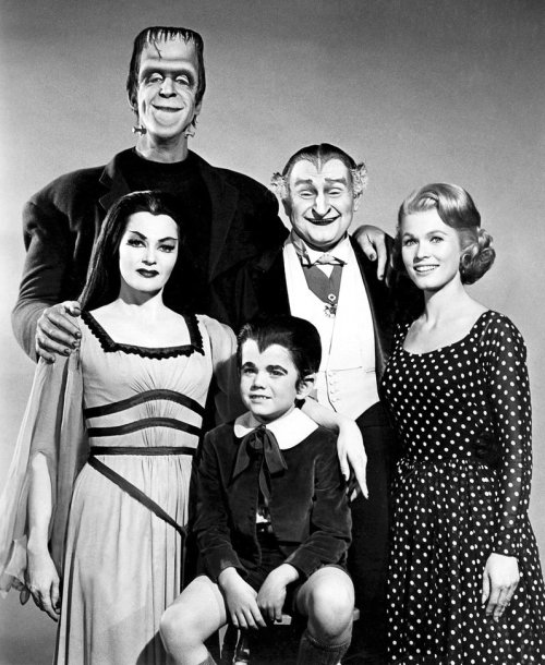 beautyandterrordance:  The Munsters