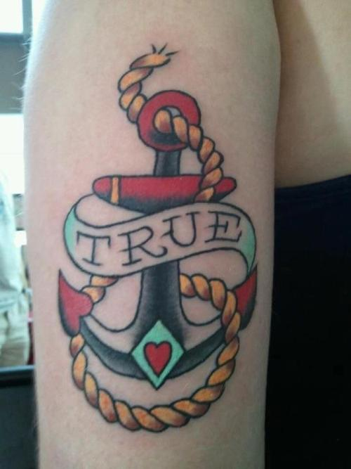 fuckyeahtattoos:  Done By Marc Lindenmeier [Tribal Tattoo in Crofton, MD]