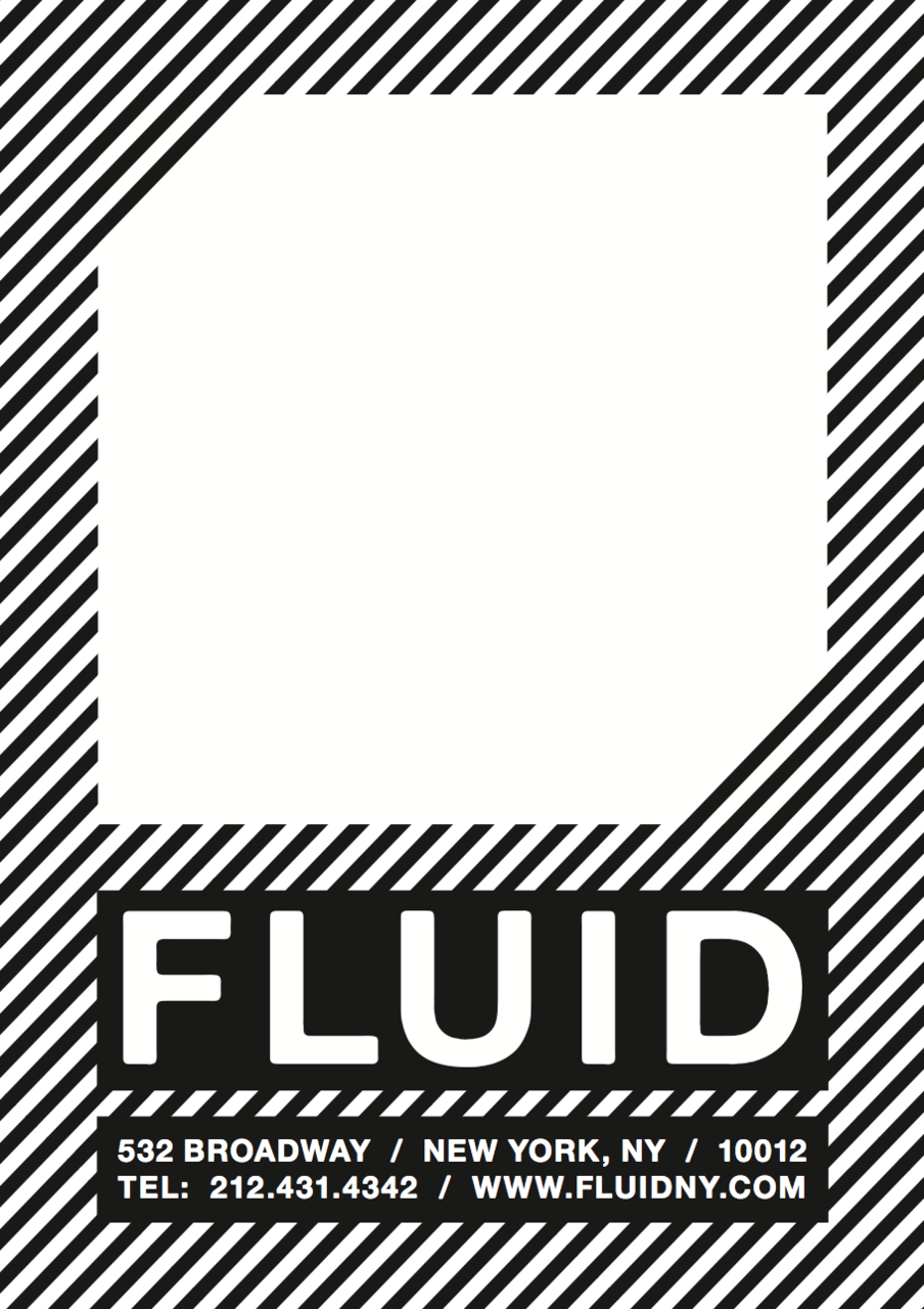 Fluid, Mailing Labels