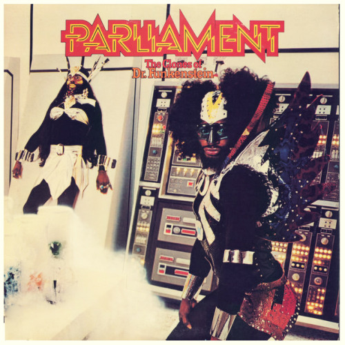 "classicwaxxx:  Parliament ""The Clones Of Dr. Funkenstein"" LP - Casablanca Records (1976)."