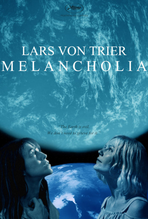 If you have not seen Melancholia yet, I highly suggest you do.