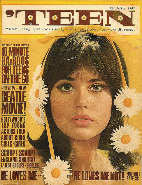 TEEN Magazine, July 1965
