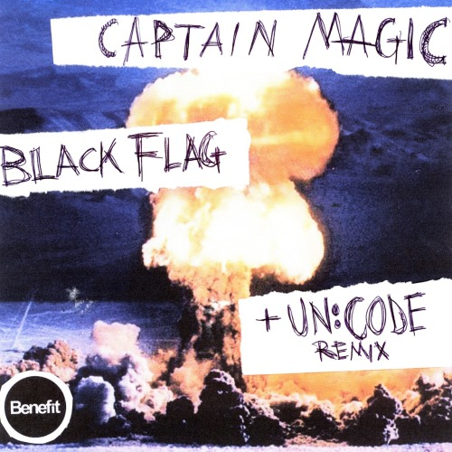 Brand new single from Captain Magic, features a storming remix from Italy's finest Un:Code. Available now on Beatport.  http://www.beatport.com/release/black-flag/841973