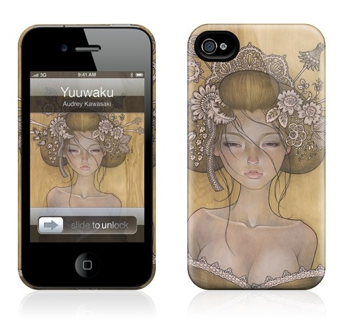 Ohh. Me want. If only I had an iPhone 4.  via Gelaskins.