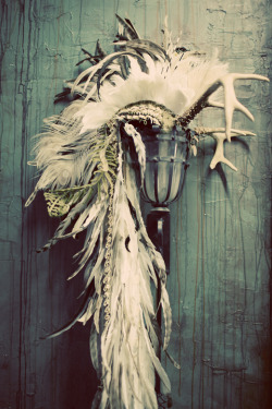 Headdress by Bubbles and Frown