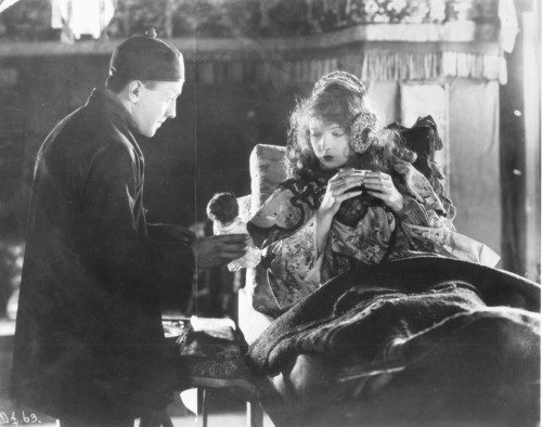 "Lillian Gish in D.W. Griffiths's ""Broken Blossoms"" (1919)"