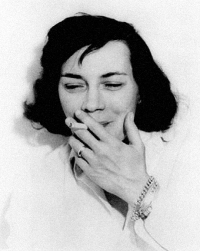 """Somedays, yes. This can be me…. """"My imagination functions much better when I don't have to speak to people."""" —Patricia Highsmith"""