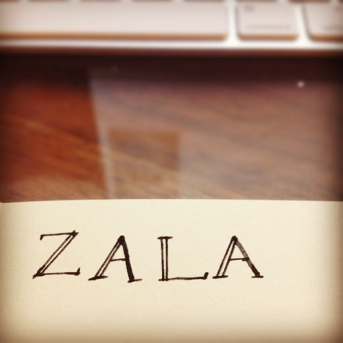 ZALA (Taken with instagram)