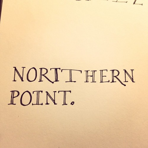 nortthern point (Taken with instagram)