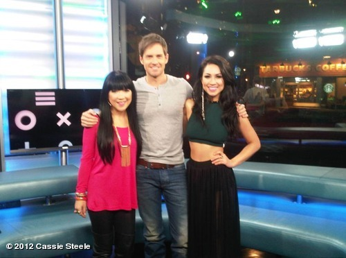 cassiesteele:  Thank you all for watching @TheLAComplex. Make sure to tune in next week! Same Place Same Time View more Cassie Steele on WhoSay   You are so fucking hot, I can't even. I'm jealous.