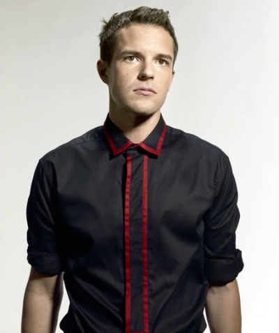 Brandon Flowers Oh Brandon, where to even begin with you? First, thanks for ditching the guyliner a few years back and for cutting your hair. Next we'd like to say that honestly, you are one of a small group of men that rock with and without facial hair. We'd love to be your Mrs. Brightside! Father to Ammon, Gunnar, and Henry (they ran out of crazy Mormon names for the last one)