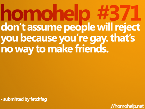 homohelper:  Submitted by fetchfag Check out the homohelp store! 25% of all proceeds are donated to GLSEN!