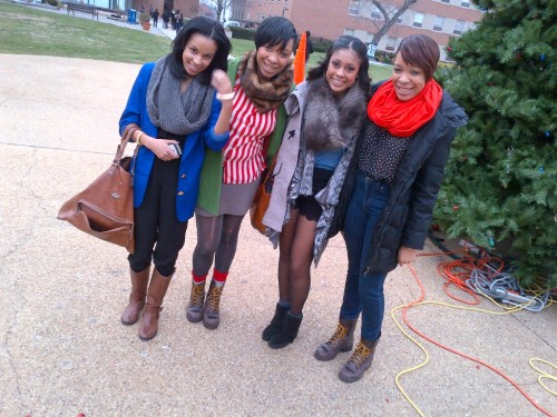 blackfashion:  Howard University WDCLASSICS.COM