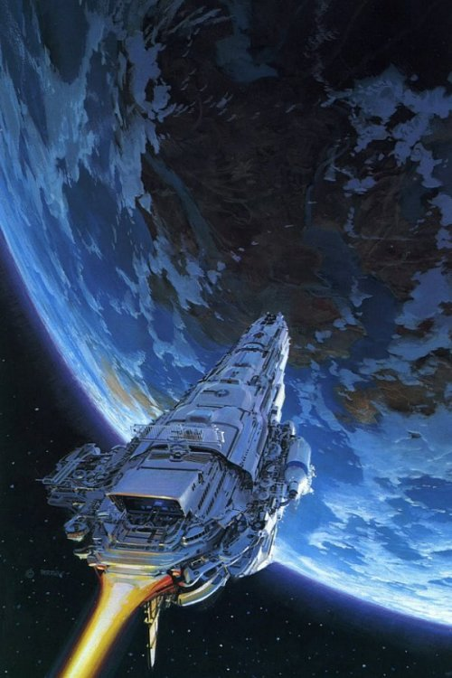 who-am-i-kidding:  Sci Fi Illustrations by John Berkey