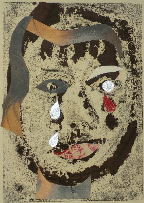 Agathe Böttcher The Crying Girl, 1990