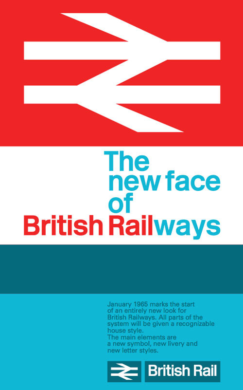 (via British Rail's double-arrow | Logo Design Love )