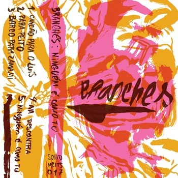 "SM 017:  Branches ""Ninguém É Como Tu"" Pro-Dubbed + Pro-Imprinted  with Full Color art by Ricardo Martins 