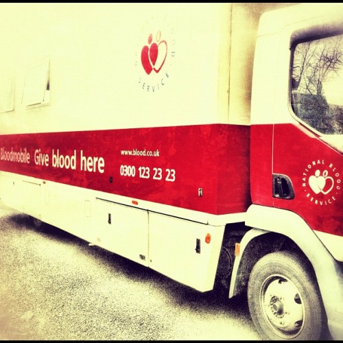 Save a Life (Taken with instagram)