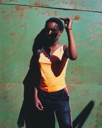 "© Viviane Sassen from the series ""Die Son Sien Alles"""