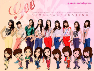 Girls Generation ! <3