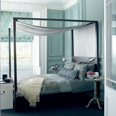 tiffany blue bedroom, chic and pretty amazing