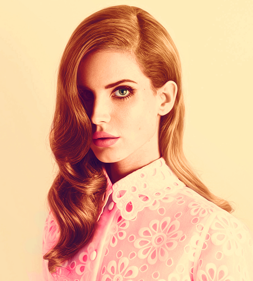 Lana Del Rey for V Magazine - Original
