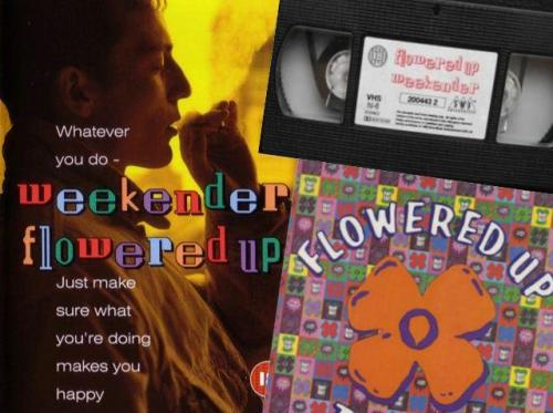Flowered up - Weekender. Quadrophenia for the Baggy generation