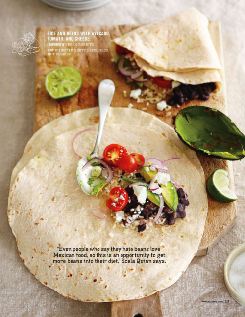 healthy-thin-happy:  My friend Grace made delicious mexican bean wraps for us last week, they were unbelievably delicious. active fitblr/fitspo follow for follow back