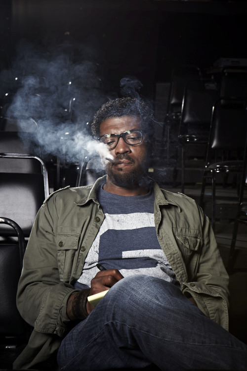 beccaoneal:  dddmagazine:  DEON COLE writer for 'CONAN' photographed by Koury Angelo in the DDD's Funny Issue (available on iPad and print NOW!)  cgi