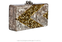 Edie Parker clutch bag - so beautiful!