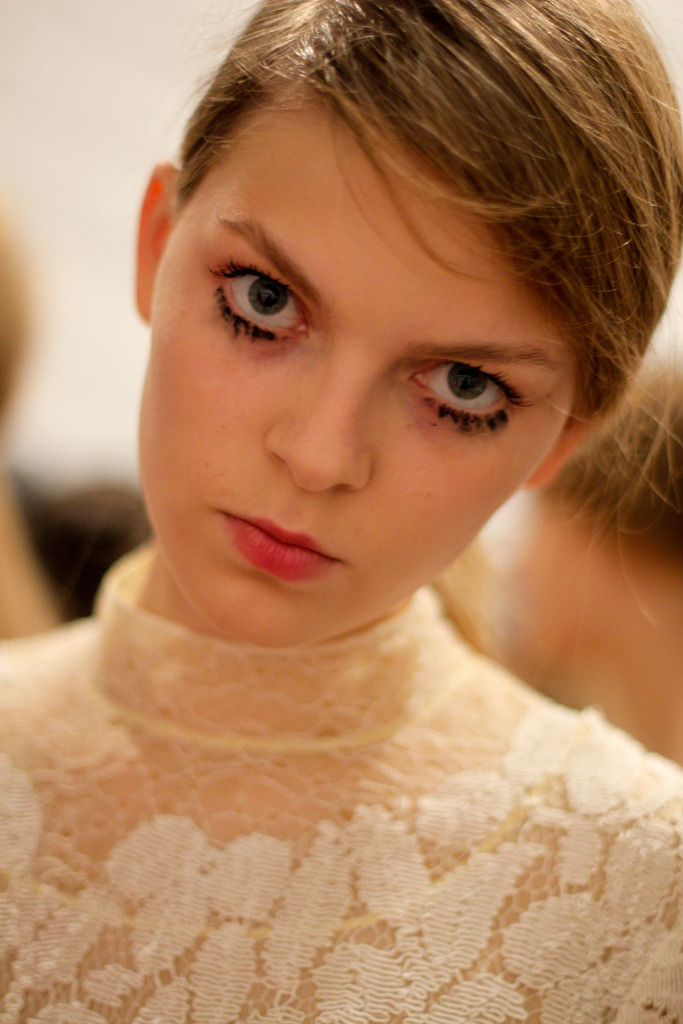 HONOR S/S '12 Backstage <3