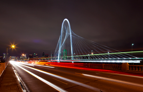 corcarrasco:  Houston Eat Your Hearts Out.  MHH Bridge officially lit up   'Bout time!