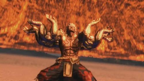 "Do yourself a favor, check out the Asura's Wrath demo.  Now. If you're browsing through PSN's or XBLA's demos, you might find yourself leaning towards the new Final Fantasy XIII-2 demo.  Save yourself the yawns and download Asura's Wrath instead. Asura's Wrath takes the word ""visceral"" and carves it on your brain.  You've got anime infused action that bounds far over over-the-top while sprinkling on the classy with classic orchestrated music to underscore the clash of gods.  It's offbeat gameplay and quick-time event heavy cutscenes are sure to doom Asura to no more than cult status but throw this title a bone while it's still fresh and get your friends to peep it out."