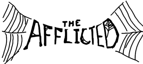 Started designing logos for my upcoming webcomic The Afflicted and I think I might have actually nailed it on my first try. Still gonna experiment with a few more, but I'm also going to continue to develop this one because I think it's what I'm looking for.
