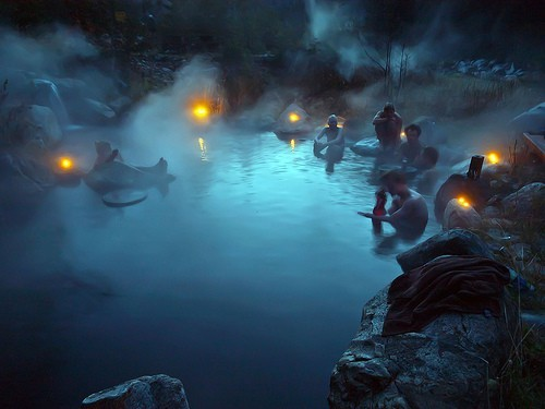 Meager Creek Hot Springs, British Columbia, Canada For more information, click here. [Source: zenfrogyeah]