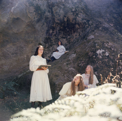 Picnic at Hanging Rock // dir. Peter Weir