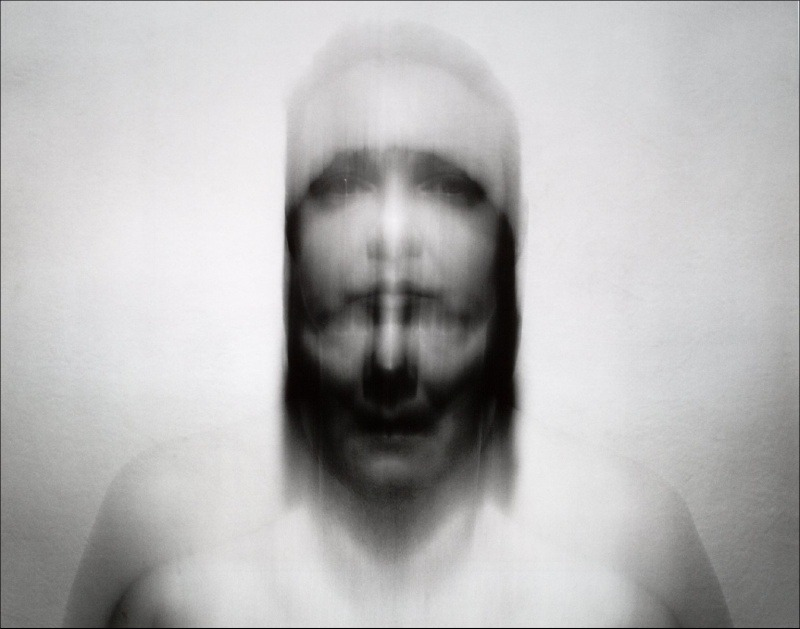 Blythe Bohnen, A Vertical Motion Up (1983), photograph