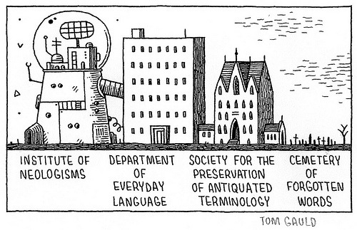 resaltador:  250. Neologisms (por tom gauld)