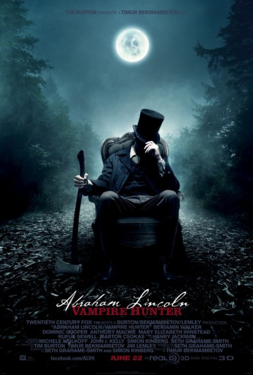 levng:  Abraham Lincoln-Vampire Hunter