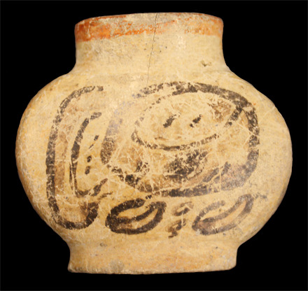 Residue from inside 1300 year old Mayan pottery confirms it contained what its hieroglyphics indicate - tobacco.  (via RPI: News & Events - Scientists Discover the First Physical Evidence of Tobacco in a Mayan Container)