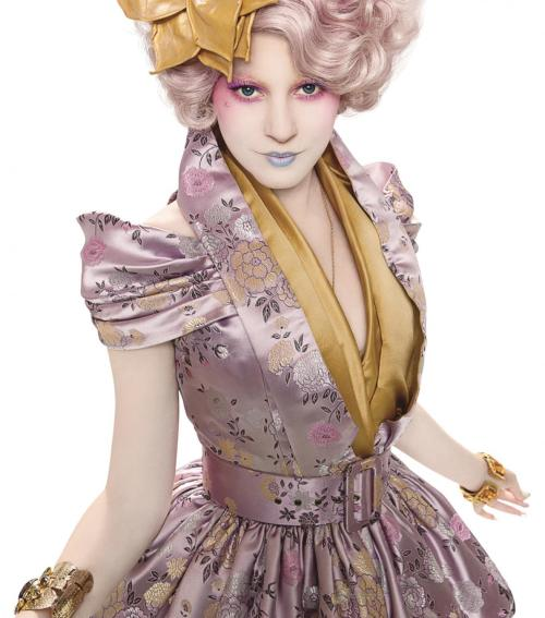 Hunger Games film reveals new photo of Effie Trinket (played by Elizabeth Banks)The Hunger GamesDirected by Gary Ross