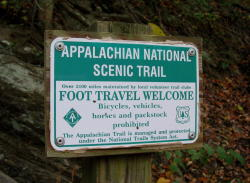 Hoping to head out on my first Appalachian Trail hike in the coming weeks…can't wait!