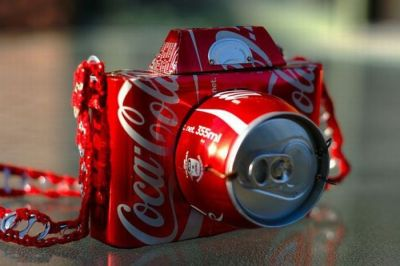 Amazing Coke Cam