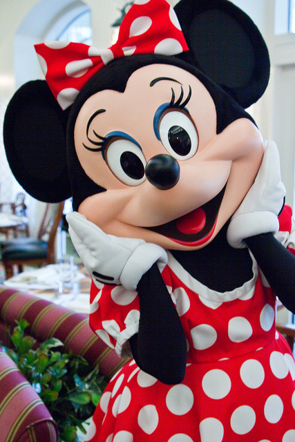 Minnie Mouse | Hong Kong Disneyland Hotel by ナギ (nagi) on Flickr.