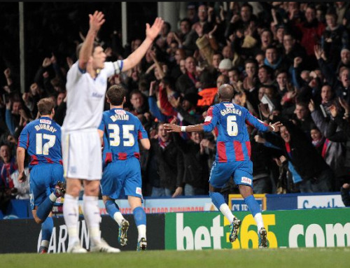 Crystal Palace 1-0 Cardiff City Something to hold on to in the 2nd leg in a fortnight's time. I'll struggle to think of anything else until then.
