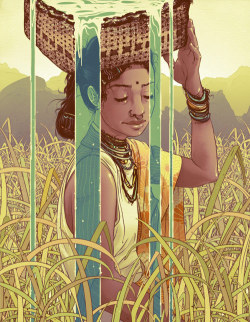 smooth:  Illustrations by Goni Montes | InspireFirst