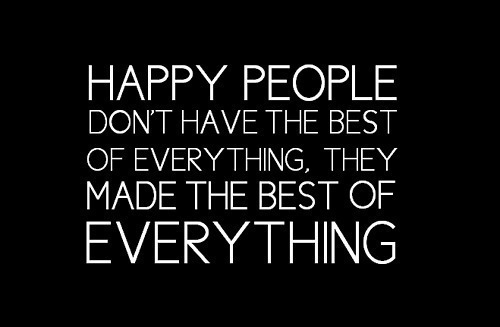 Goedemorgen! Let's be Happy People! :)