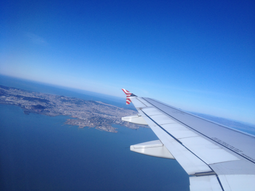 San Francisco!  SFO.